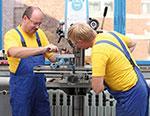 Fachkraft für Metalltechnik Umschulung